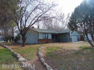 3817 E Lake Shore Drive, Rimrock, AZ 86335