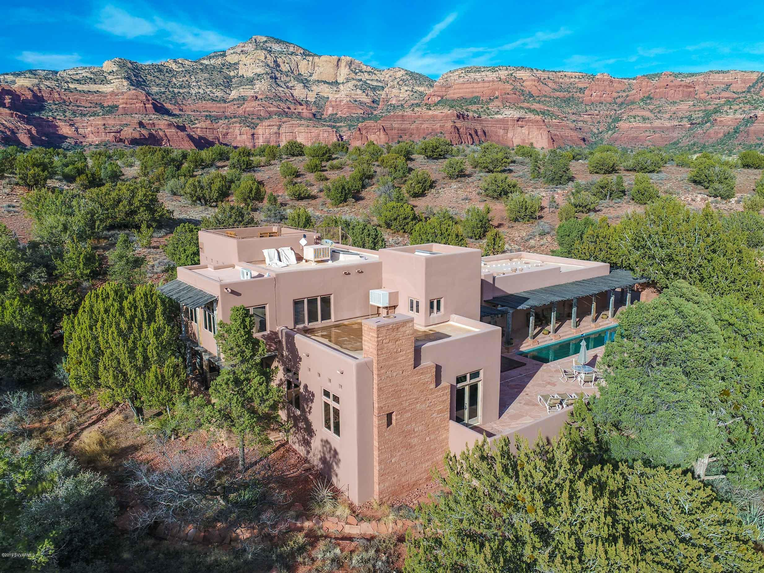 140 Bear Mountain Rd Sedona, AZ 86336