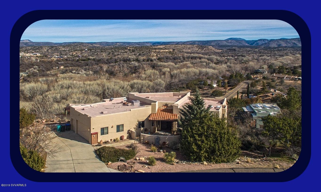 4600 E Gunsmoke Pass Rd Rimrock, AZ 86335