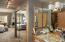 Master Dressing Room area