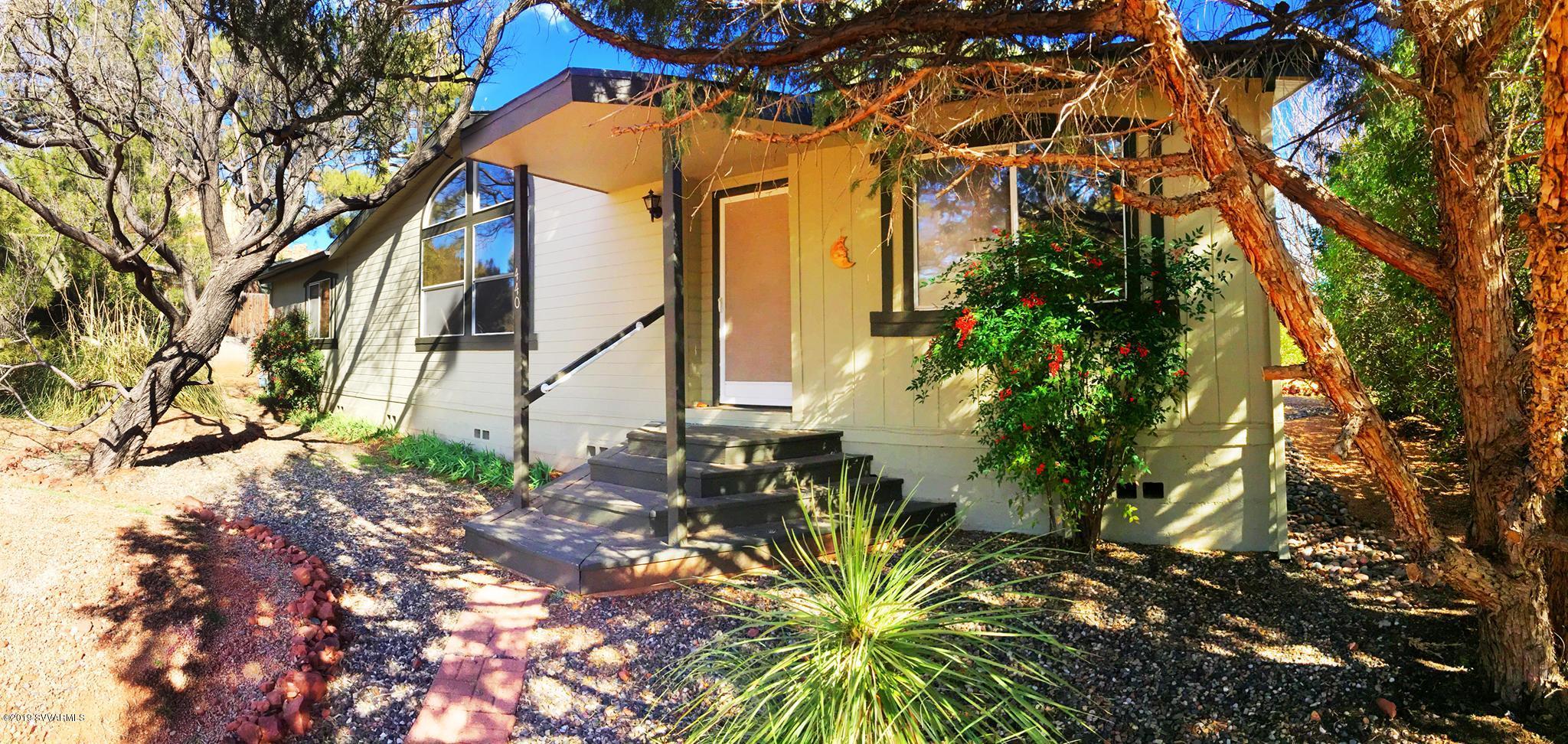 440 Harmony Drive Sedona, AZ 86336
