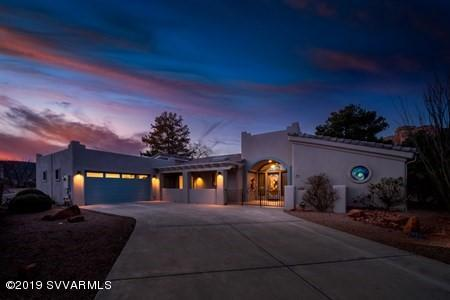 25 Creek Rock Circle Sedona, AZ 86351