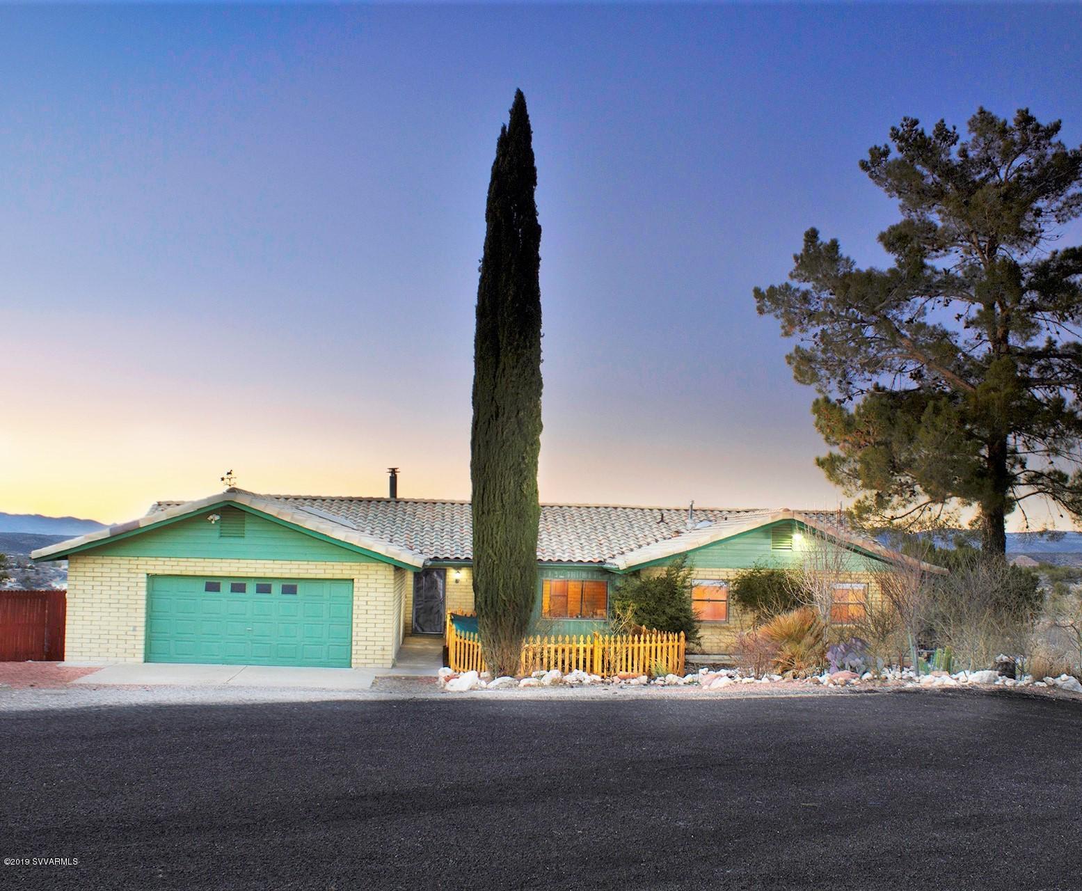 4180 N Pecan Way Rimrock, AZ 86335