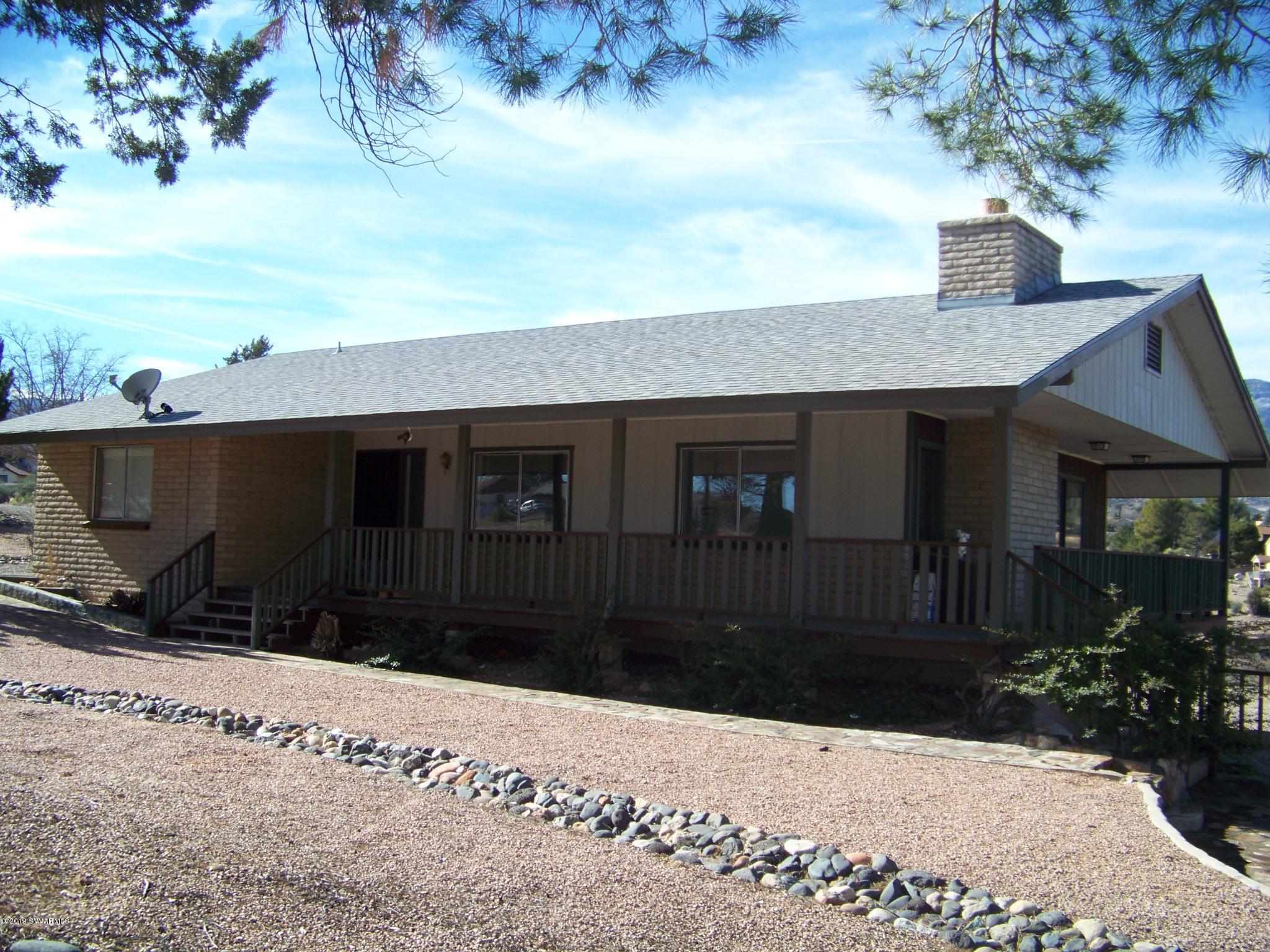 1522 Rio Mesa Tr Cottonwood, AZ 86326