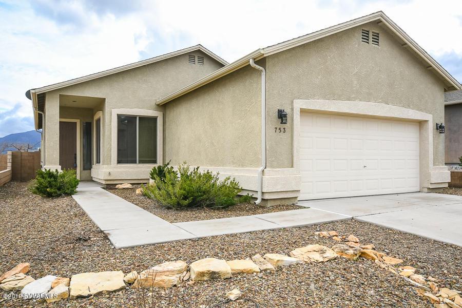 753 W Azure Drive Camp Verde, AZ 86322
