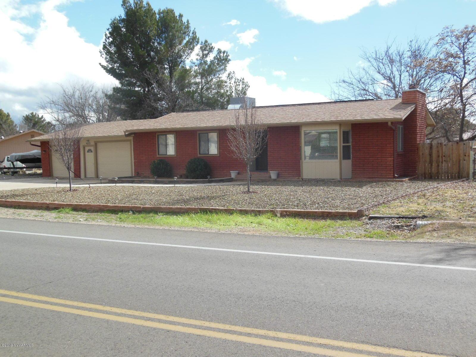 4373 E Del Rio Drive Cottonwood, AZ 86326