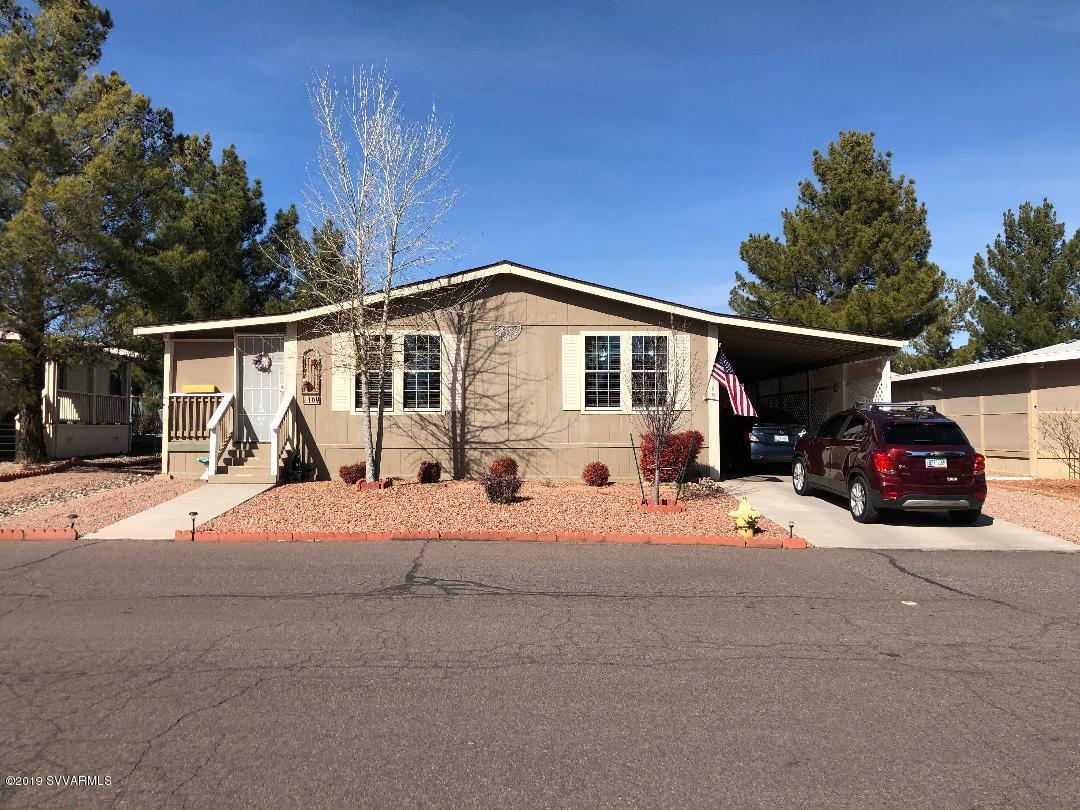 2050 Az-89A #169 Cottonwood, AZ 86326