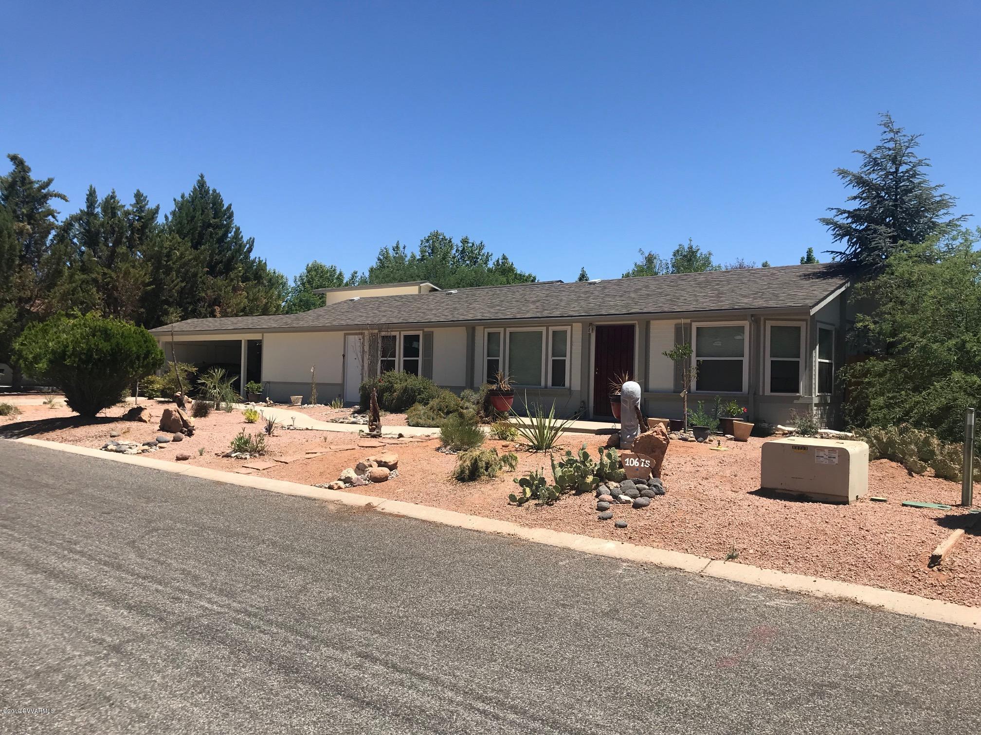 10675 E Oak Creek Tr Cornville, AZ 86325