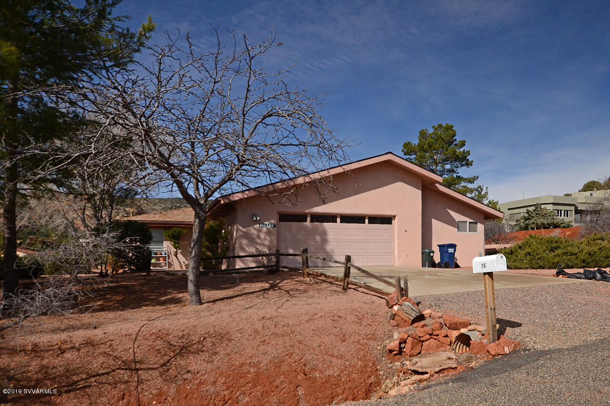 15 Red Range Circle Sedona, AZ 86351