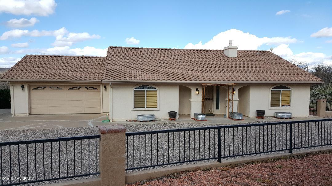 1841 Hawk Hollow Way Clarkdale, AZ 86324