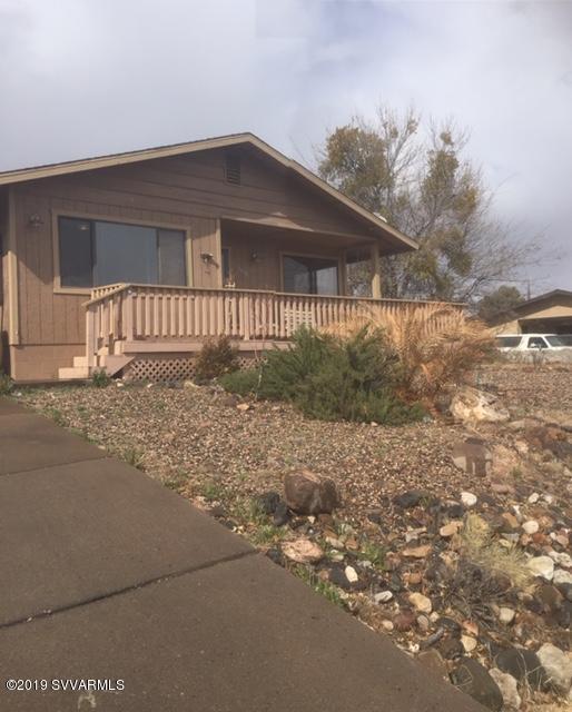 1426 E Sunset Circle #6 Cottonwood, AZ 86326