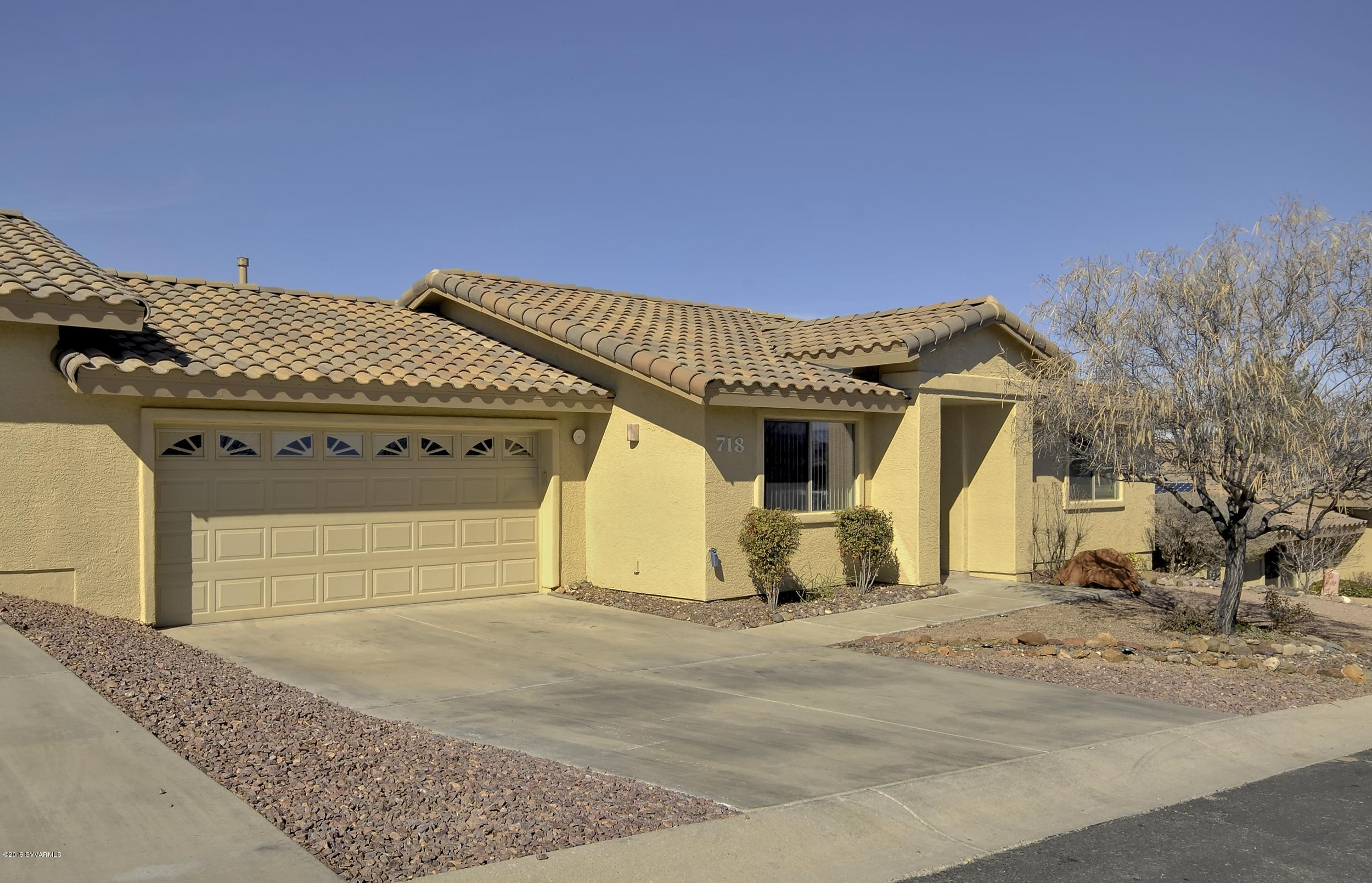 718 S Rainbow Tr Cottonwood, AZ 86326