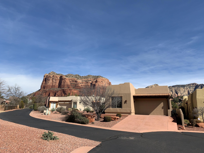 40 Rose Mountain Court Sedona, AZ 86351
