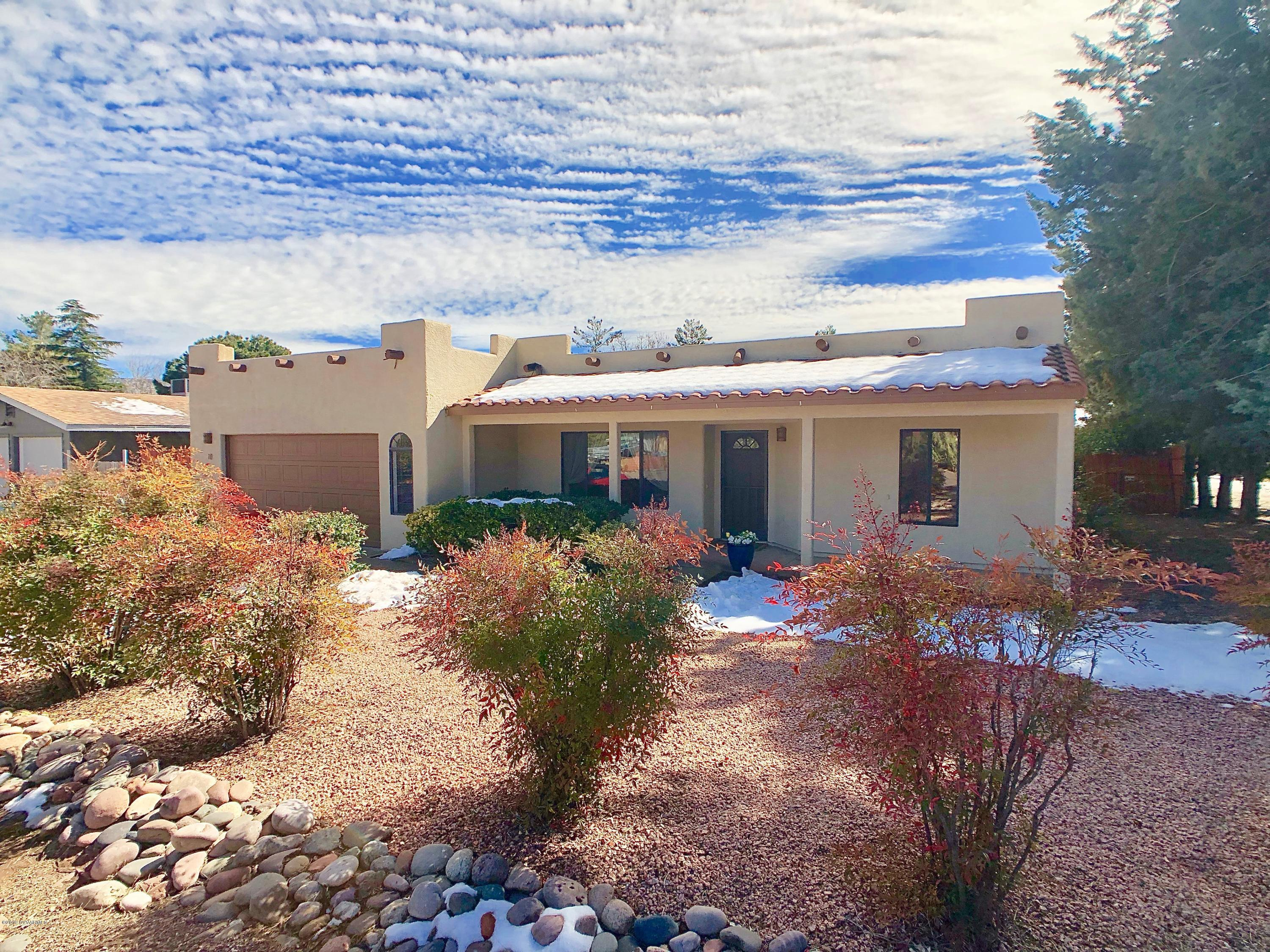 10 Rock Top Rd Sedona, AZ 86351