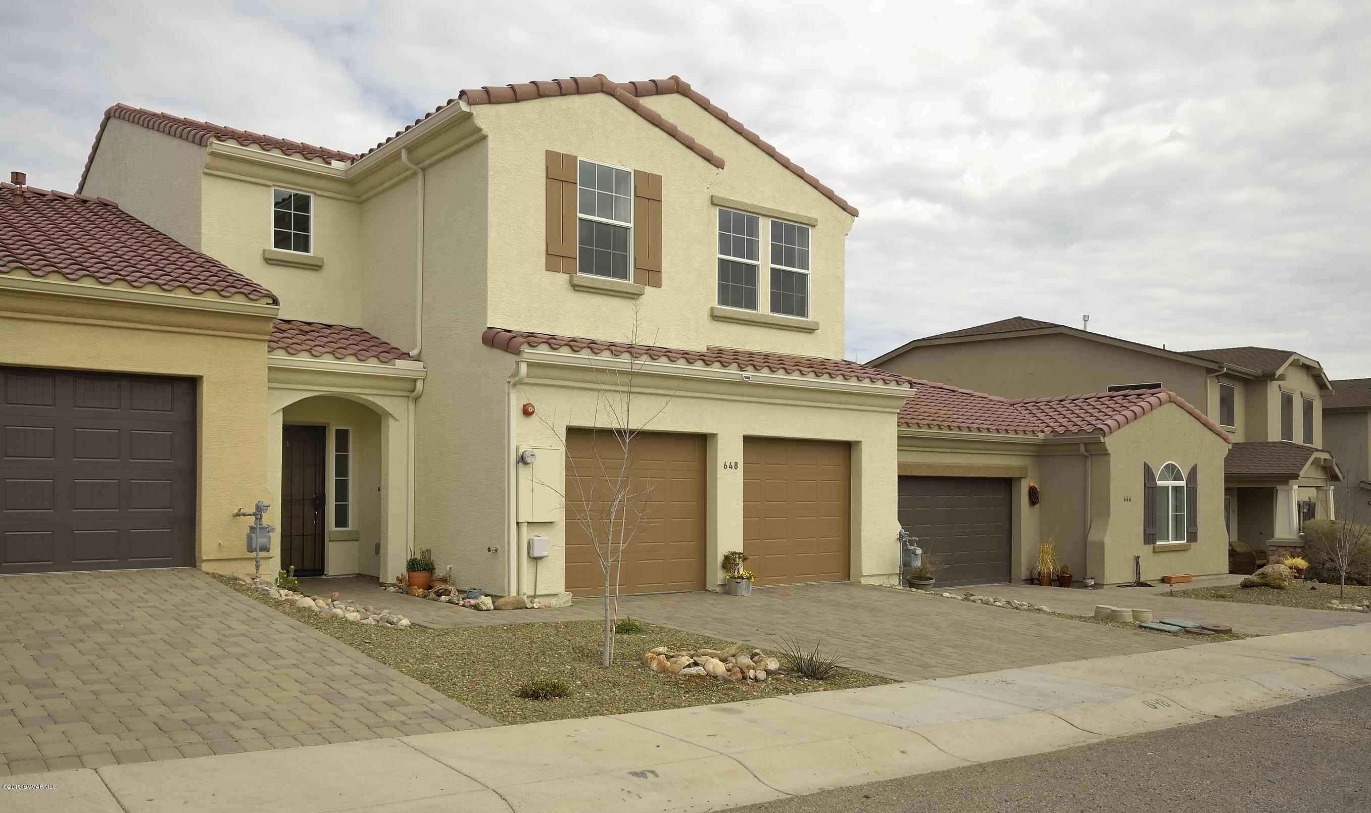 648 Haynes Drive Clarkdale, AZ 86324