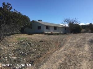 4615 N Quail Hollow Rd, Rimrock, AZ 86335