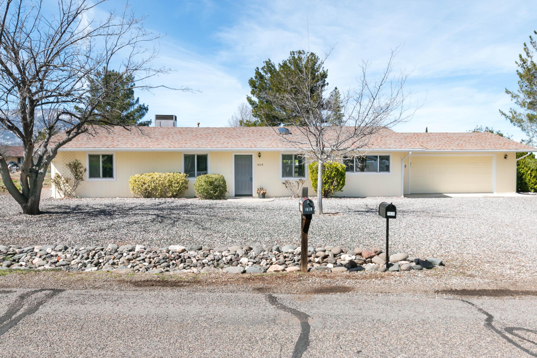 1834 Hilltop Drive Cottonwood, AZ 86326