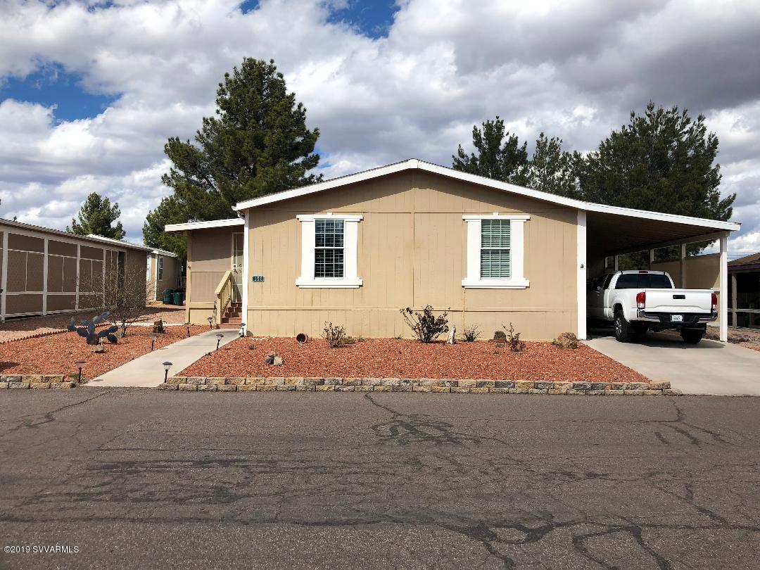 2050 W State Rt 89A #168 Cottonwood, AZ 86326