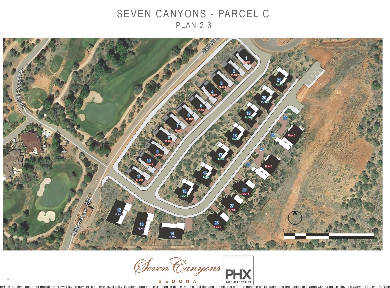 94 Lot 16 Fay Canyon Road Sedona, AZ 86336