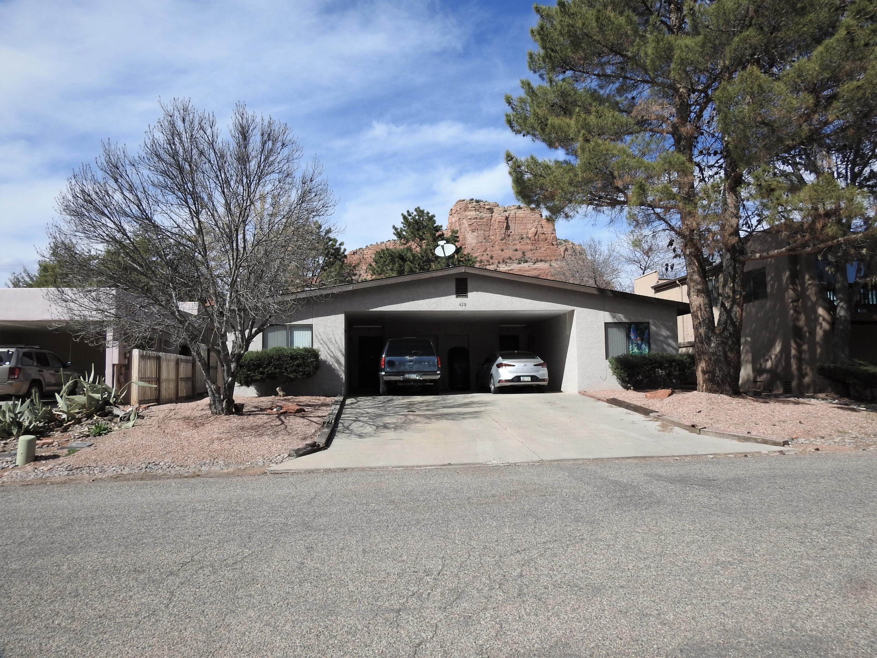 420 Fairway Oaks Drive Sedona, AZ 86351