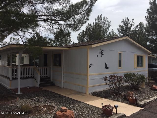 109 National Circle Cottonwood, AZ 86324