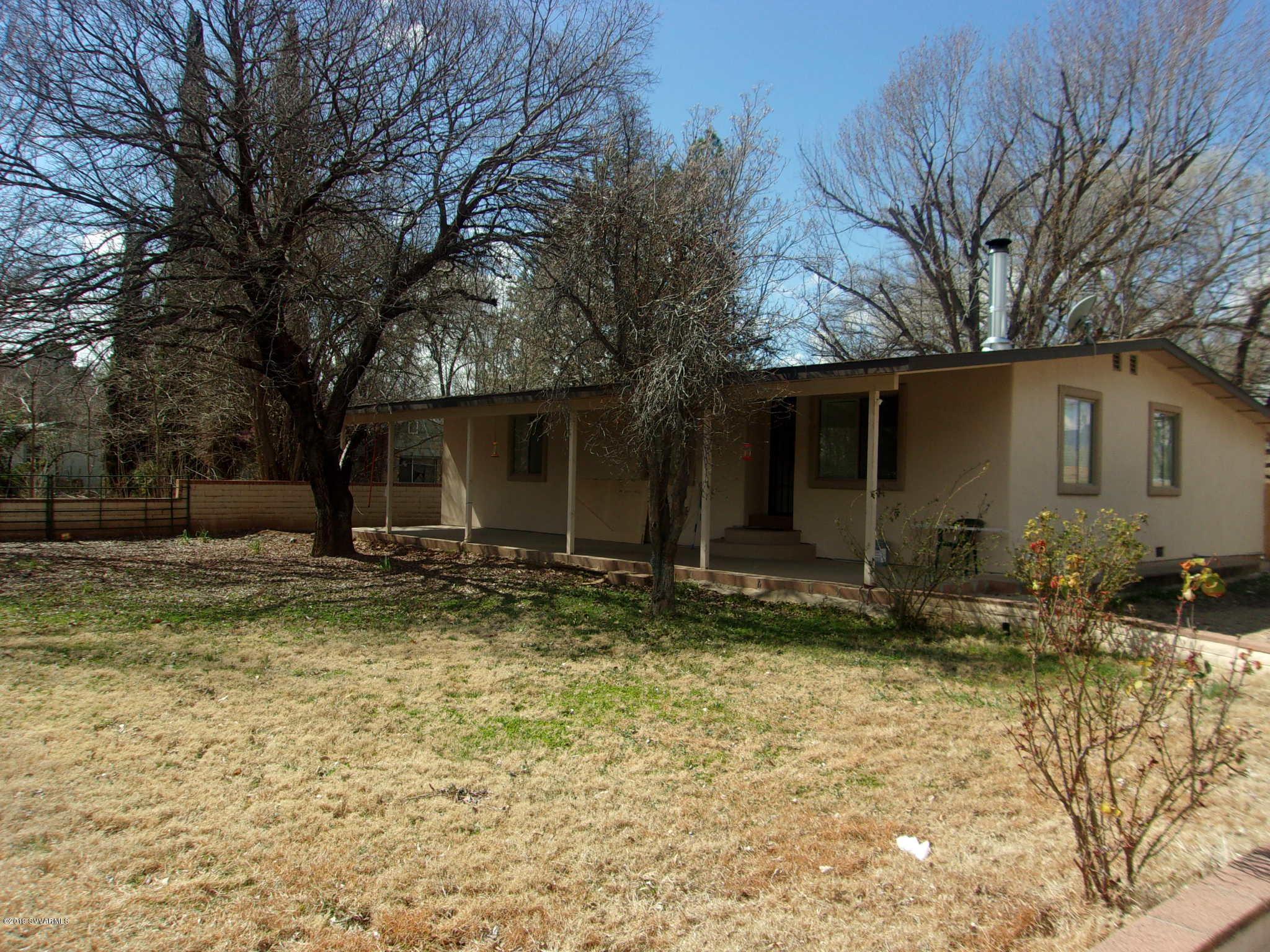 1670 N Rustler Tr Camp Verde, AZ 86322