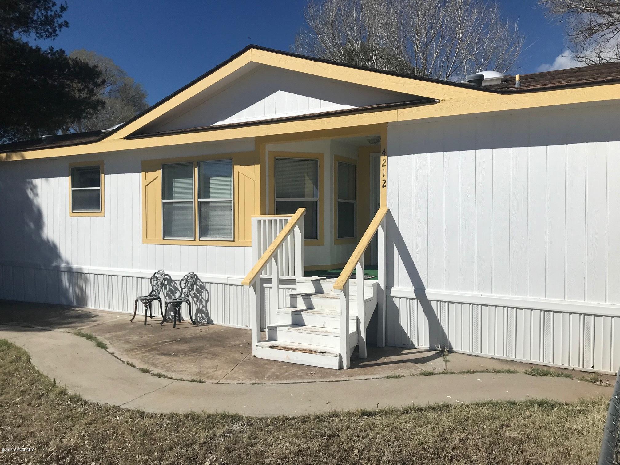 4212 E Cripple Creek Drive Camp Verde, AZ 86322
