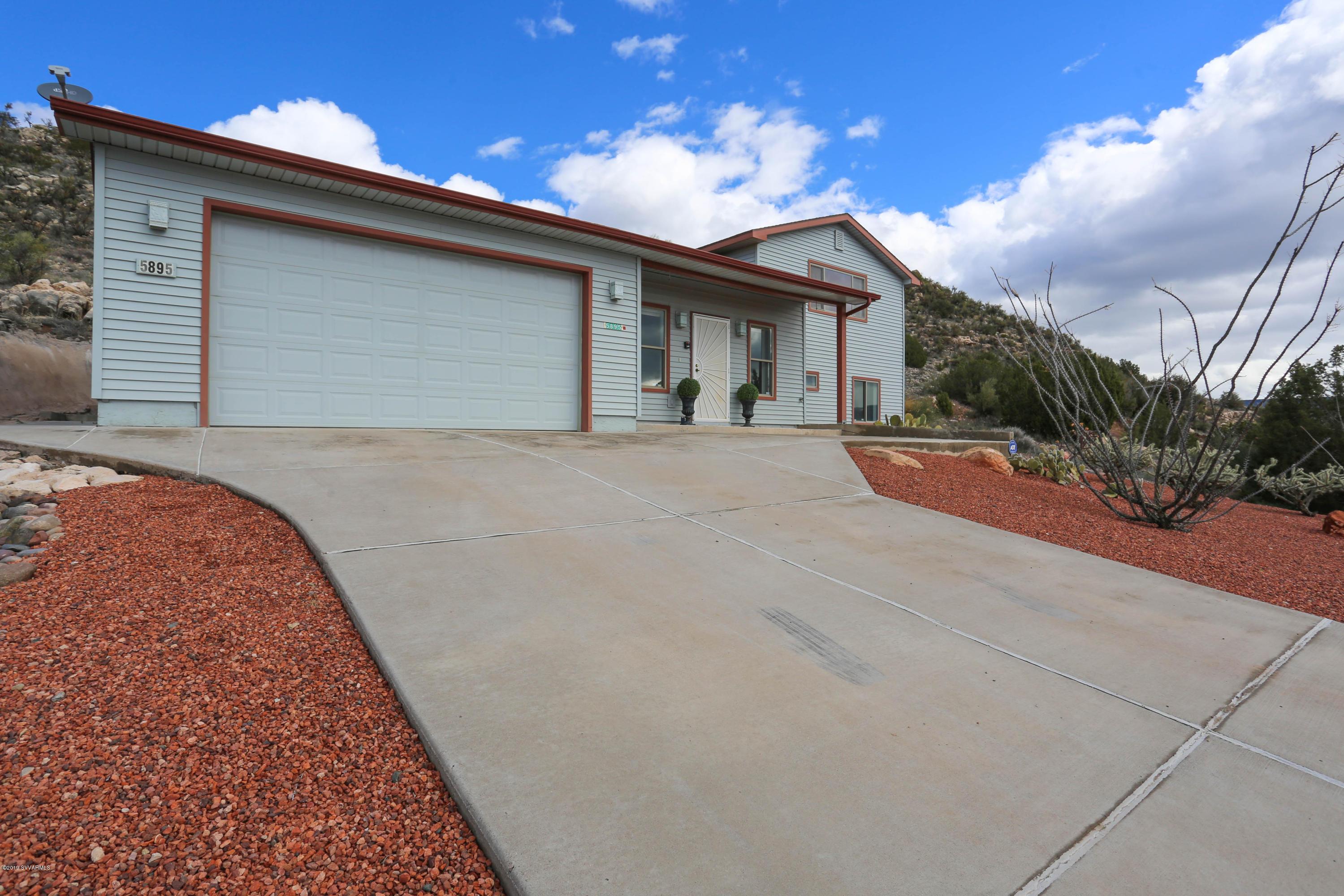 5895 N Bentley Drive Rimrock, AZ 86335