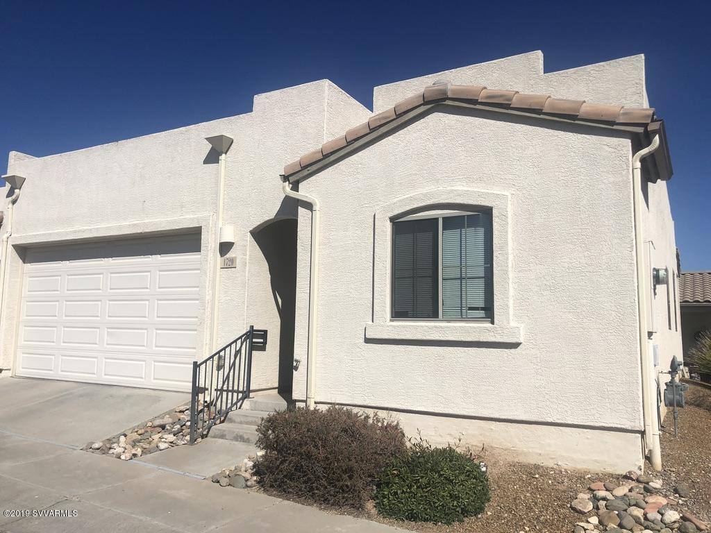 1720 Manzanita Drive Cottonwood, AZ 86326