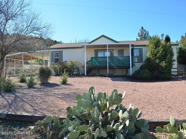 4934 Pow Wow Pass Rimrock, AZ 86335