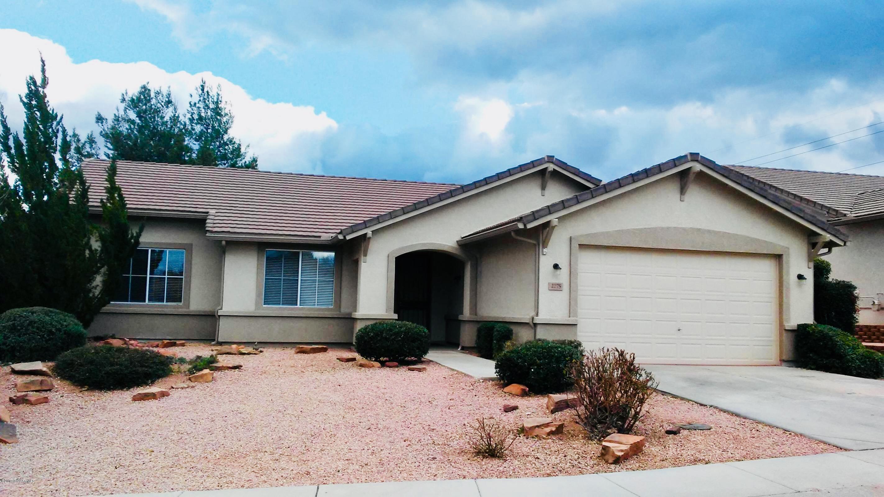 2275 W Running Iron Lane Cottonwood, AZ 86326
