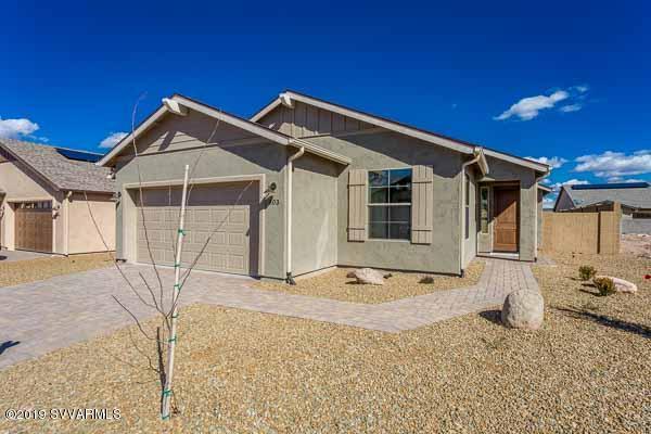 603 Tapco Lane Clarkdale, AZ 86324