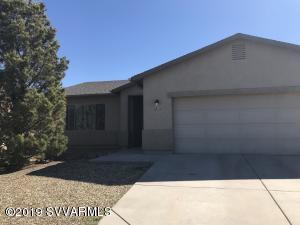 5725 N Kramer Drive, Rimrock, AZ 86335