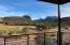 Panoramic views from the master deck which has east and southern exposure