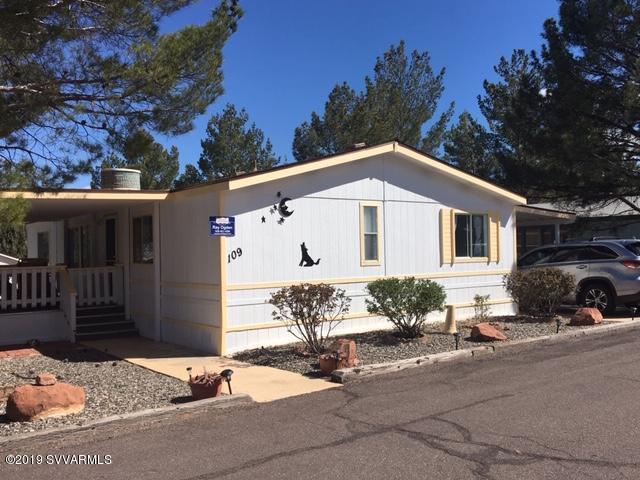 2050 Az-89a #109 Cottonwood, AZ 86326