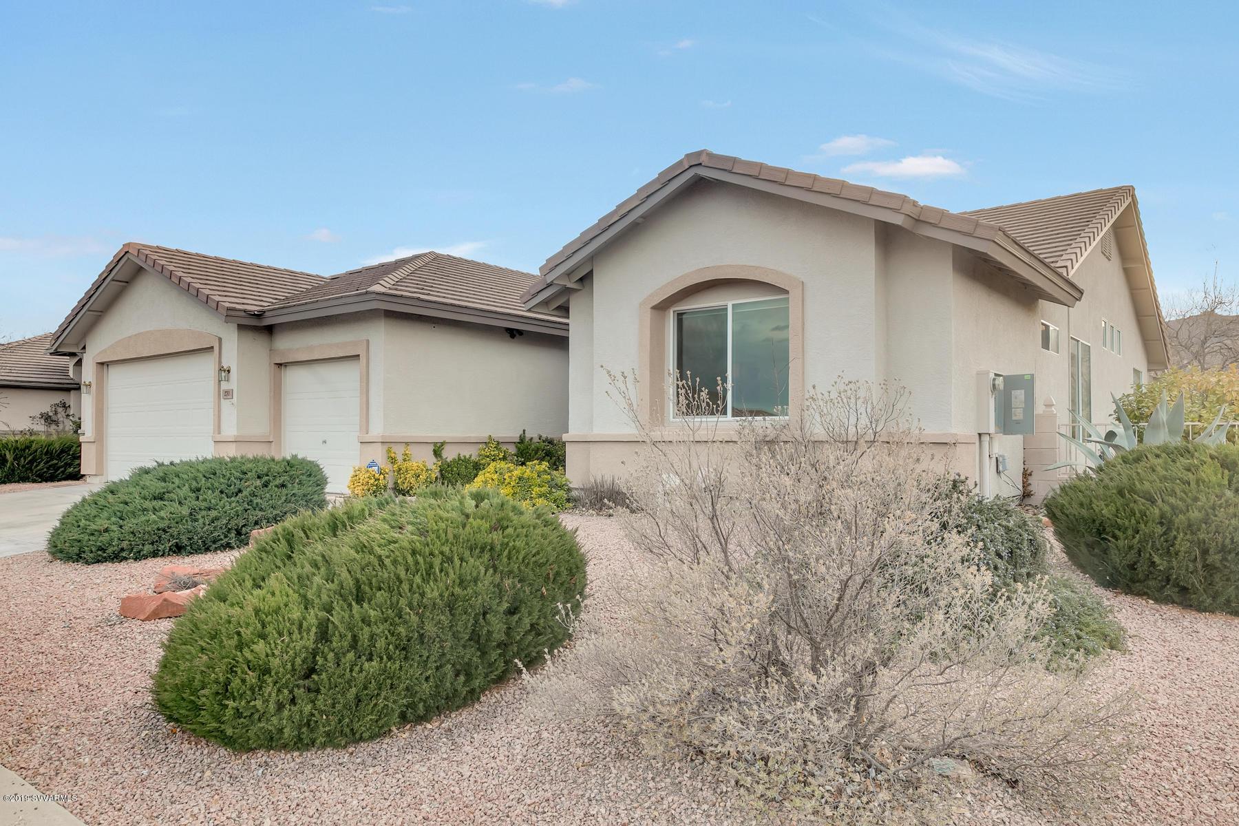 270 S Desperado Drive Cottonwood, AZ 86326