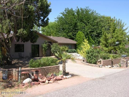 35 Arroyo Drive Sedona, AZ 86336
