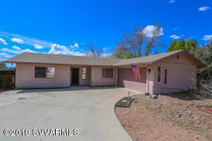 4591 N Fairway Drive, Rimrock, AZ 86335