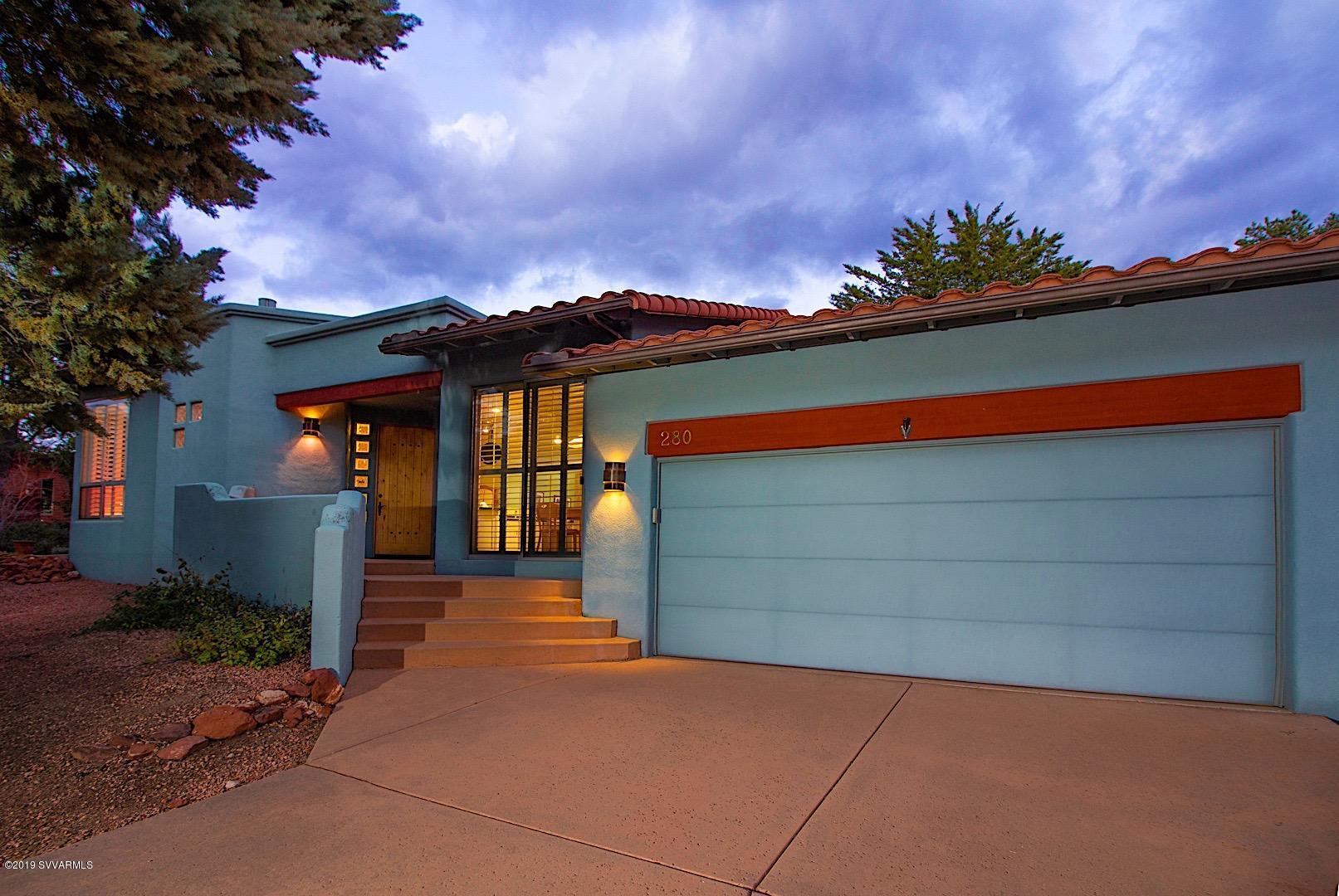 280 Mogollon Drive Sedona, AZ 86336