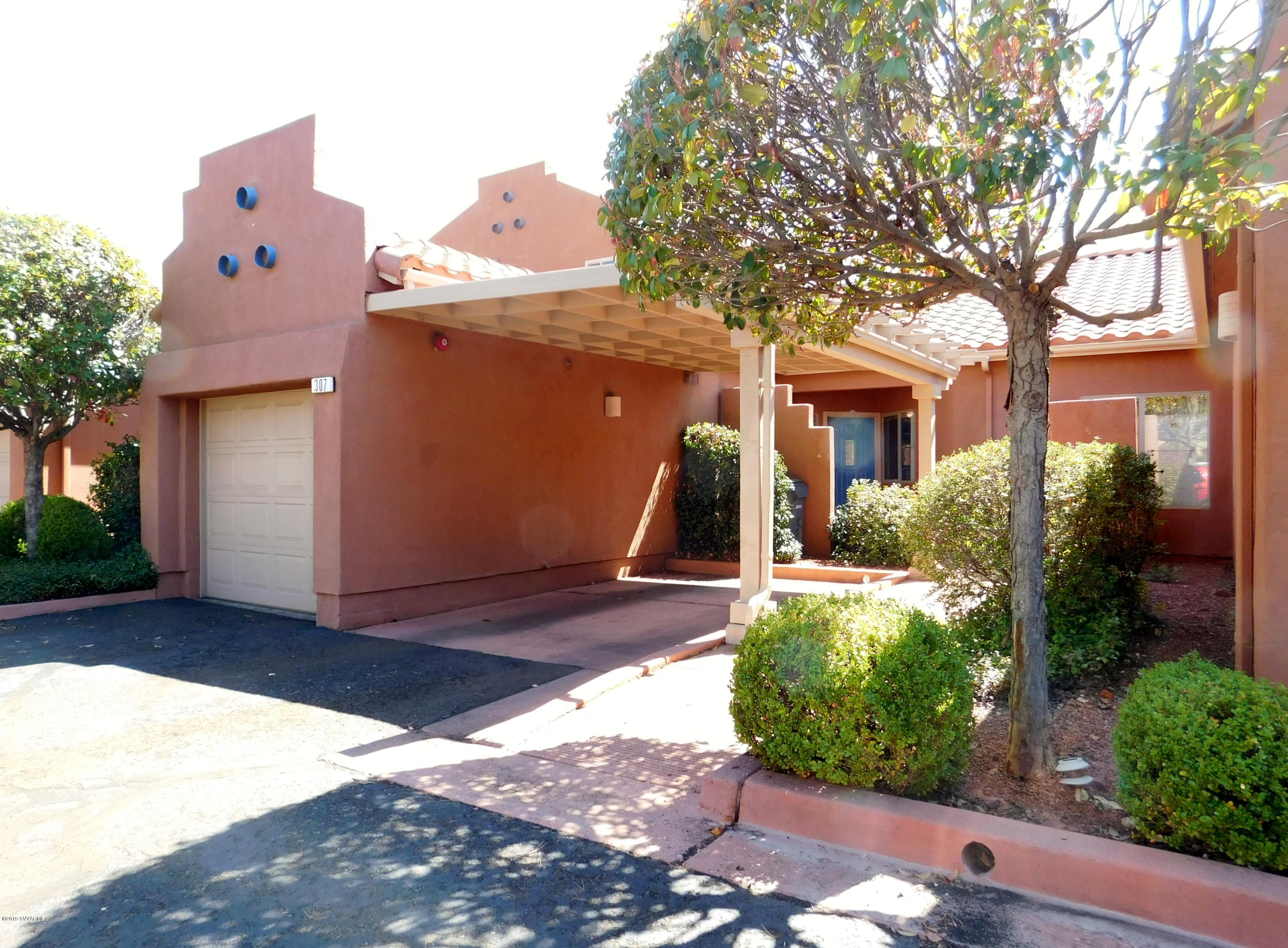 307 Prickly Pear Lane Sedona, AZ 86336