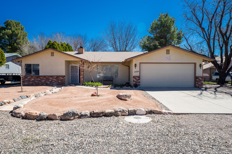 3483 E Sycamore Lane Rimrock, AZ 86335