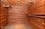Master 1 cedar walk in closet