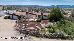 4595 N Pima Way, Rimrock, AZ 86335