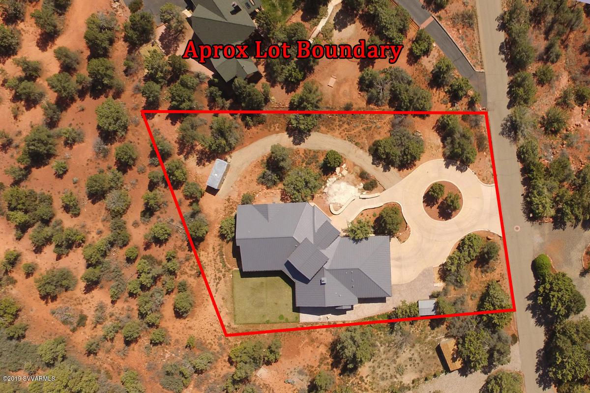 550 Kachina Drive Sedona, AZ 86336