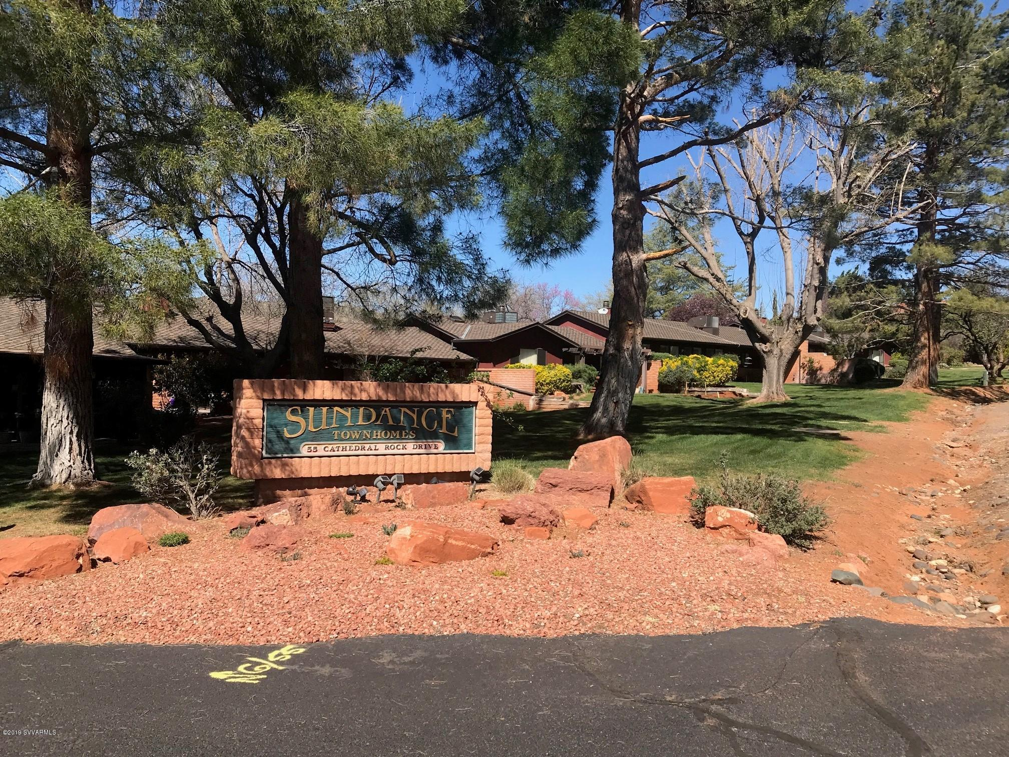55 Cathedral Rock Drive #49 Sedona, AZ 86351