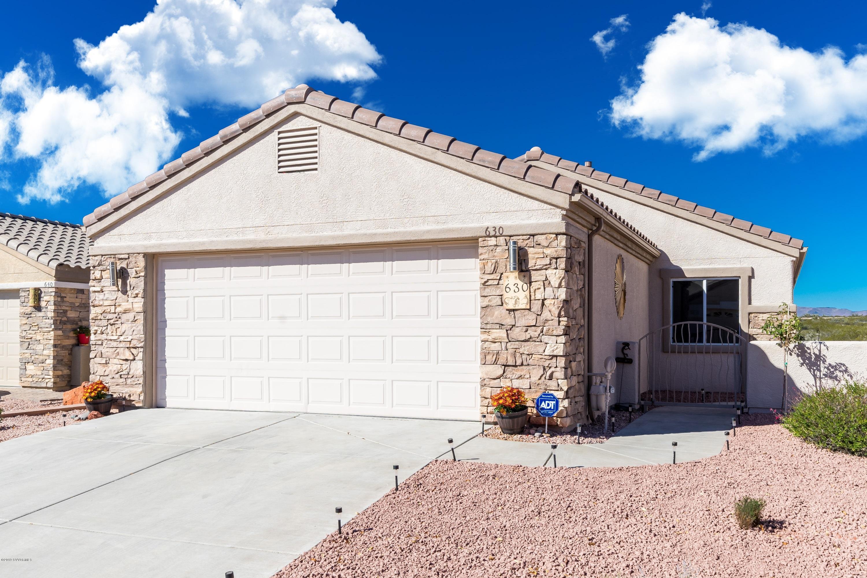 630 S La Mirada Drive Cornville, AZ 86325