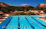 Sedona Hilton Spa & Fitness Center is minutes away and offers Olympic size heated swimming pool, heated 10 person Spa while enjoying gorgeous views.