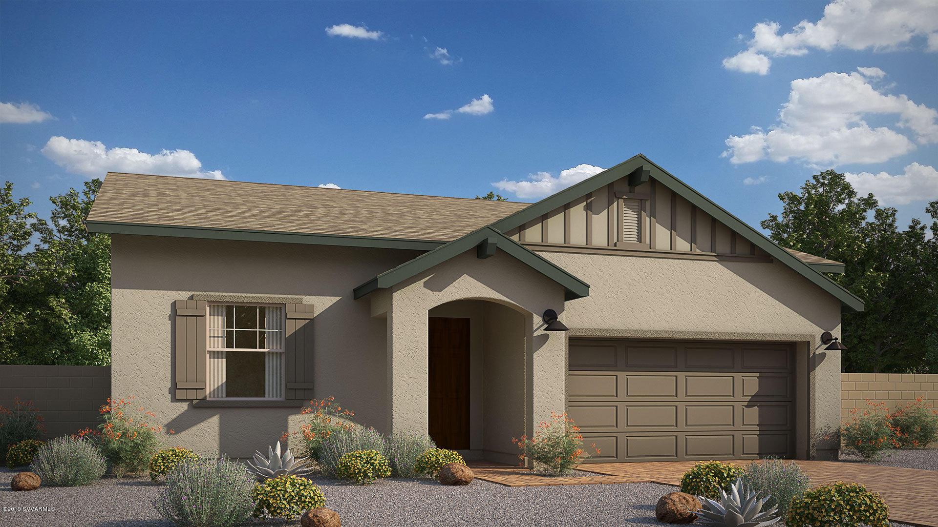 292 Whistle Stop Rd Clarkdale, AZ 86324
