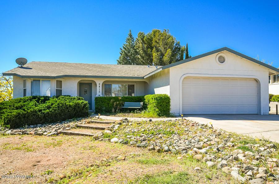 2415 S Lariat Circle Cottonwood, AZ 86326