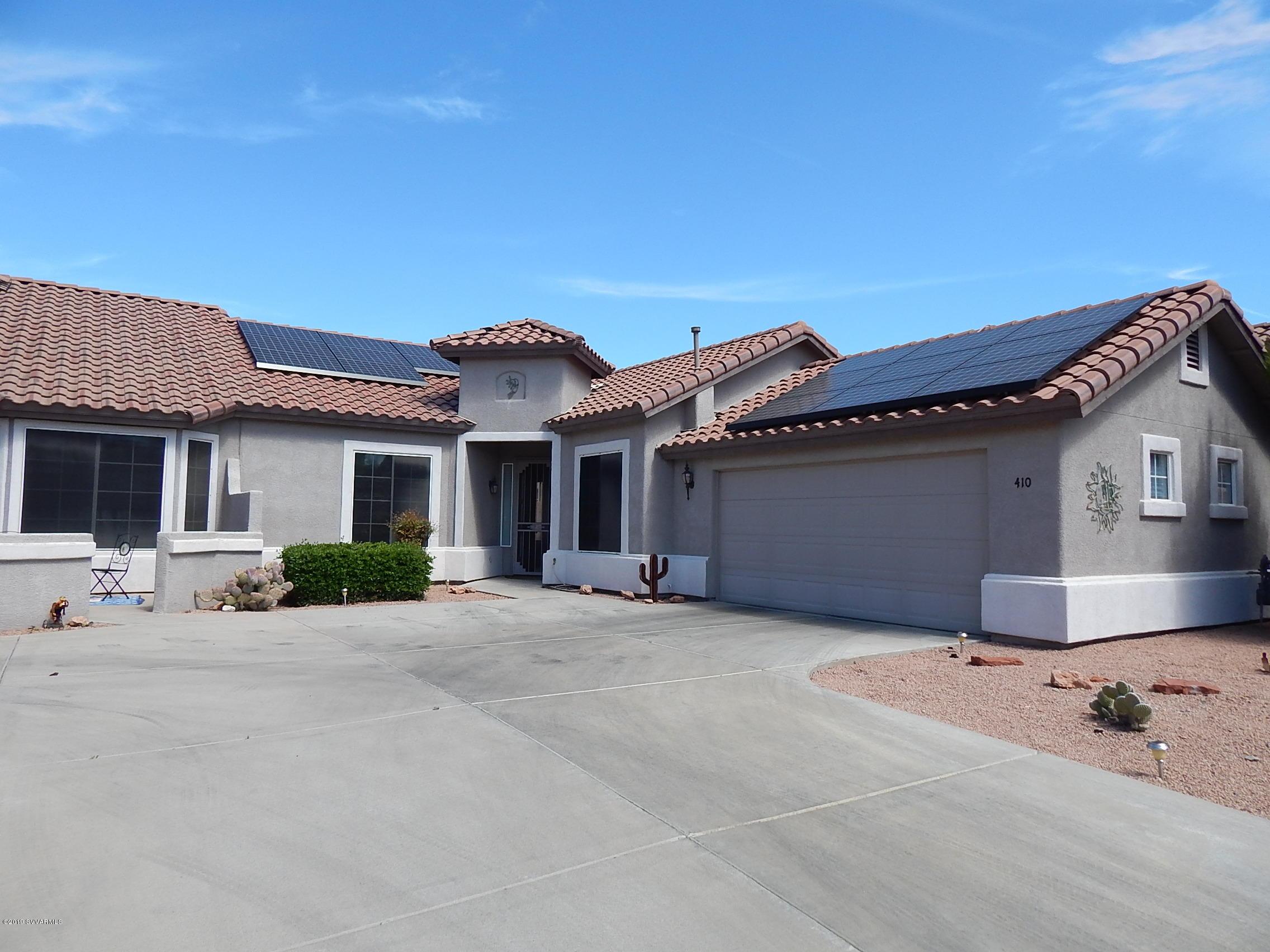 410 S Camino De Encanto Cornville, AZ 86325